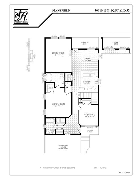 symphony homes floor plans symphony homes vivaldi home