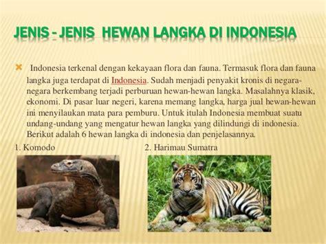 gambar keanekaragaman hayati biologi part 2 harimau sumatra 4 jenis hewan di rebanas rebanas