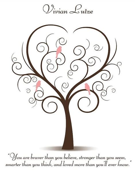 tree template for baby shower fingerprint guest book baby shower guestbook thumbprint