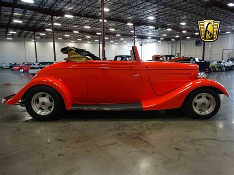 ford cabriolet cars for sale 1934 ford cabriolet for sale classiccars cc 974480