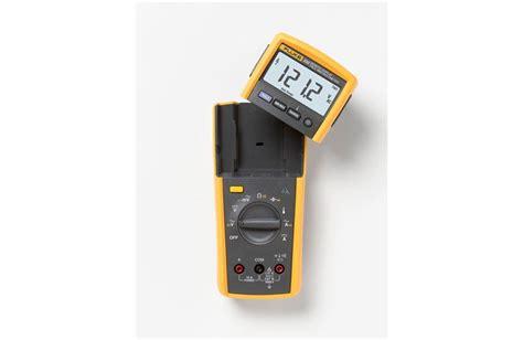 Best Seller Fluke 233 Remote Display Digital Multimeter True Rms fluke 233 digital multimeter wireless remote display tequipment net