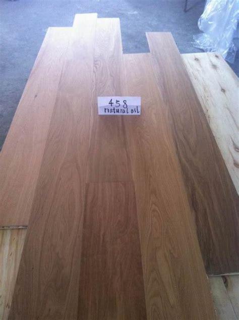 oiled oak engineered wood flooring from Yorking Hardwood