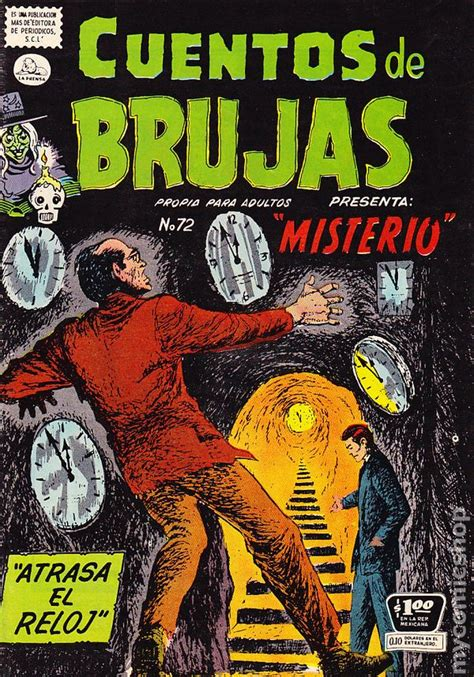 the bruja books cuentos de brujas mexico comic books