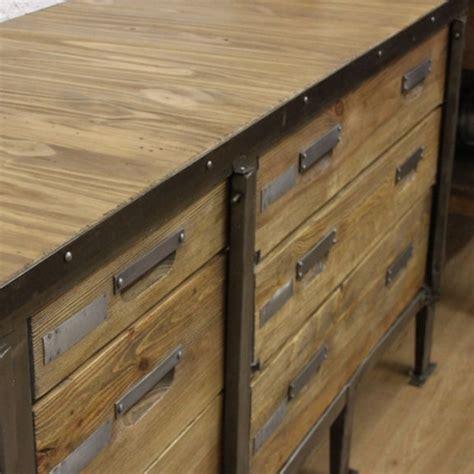 cassettiere industriali cassettiera industriale vintage