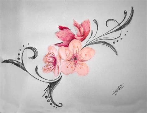 tatuajes de flores tatuajes de flores tatuajes flores hawaianas jpg tatuajes