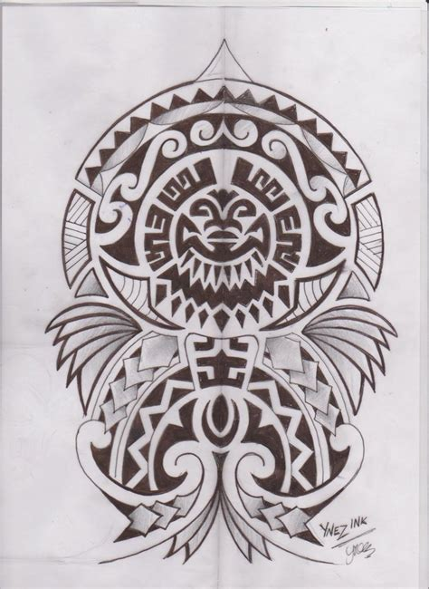 deviantart tattoo designs polynesian drawing www imgkid the image kid