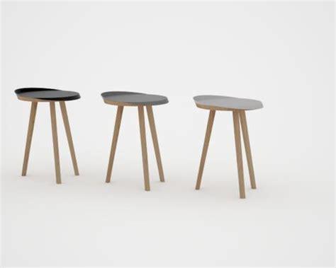 Tabouret Table by Tabouret Ou Table D Appoint Par Duncan Bull Esprit