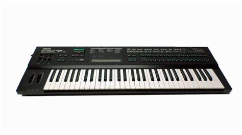 Hardcase Keyboard Roland yamaha dx7 ii d synthesizer keyboard with dx7s