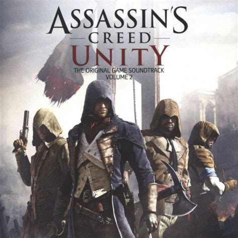 assassins creed volume 3 assassin s creed unity vol 2 the original game soundtrack by jesper kyd 669311315328 cd