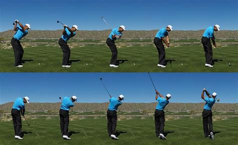 step by step driver swing image for tiger woods swing coach jualbacan news and
