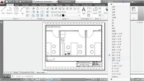 autocad layout template tutorial organizing layouts