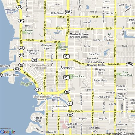 sarasota map sarasota fl united states pictures citiestips