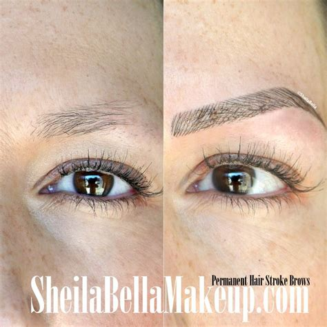 tattoo eyebrows that look like hair 40 best permanent makeup eyebrows lips car wreck or