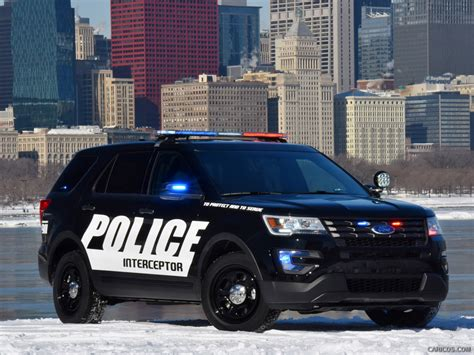 Ford Interceptor The Responsible Car by 2016 Ford Interceptor Utility Front Hd Wallpaper 5