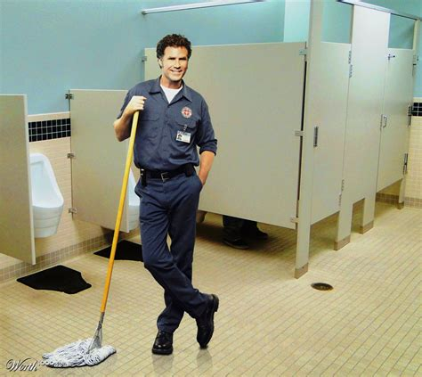 janitor will ferrell worth1000 contests