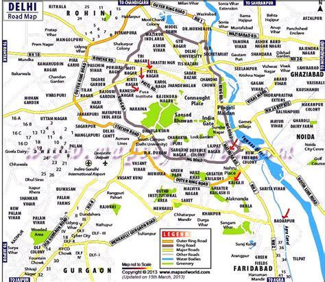 pusa road map seasonal and spatial variation of btex in ambient air of delhi