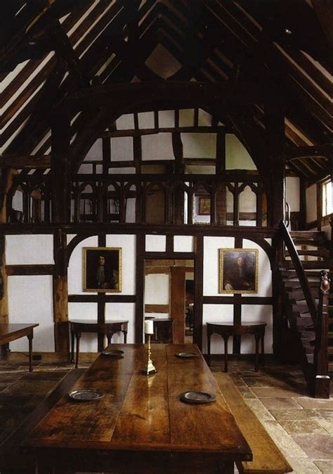 medieval house interior interior of medieval manor old england pinterest
