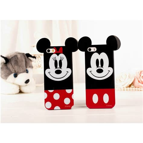 Iphone 5 5s Minnie Mouse Diskon Murah 1 mickey mouse tpu for iphone 5 5s black jakartanotebook