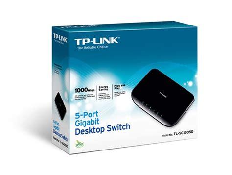Tp Link Tl Sg 1005d Hub Gigabit tp link tl sg1005d 5 port gigabit desktop switch tl