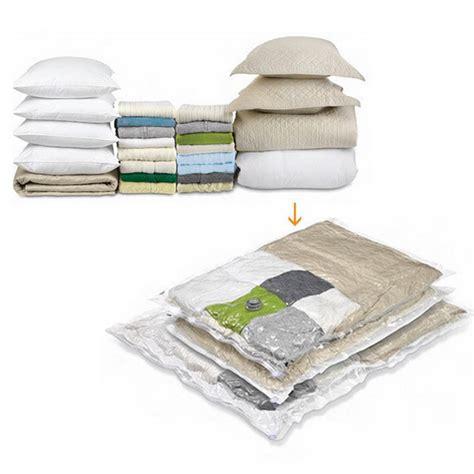 Vacuum Compressed Bag 70x100cm 6940927400139 Limited hanging storage pocket vacuum bag clear border foldable compressed organizer saving space