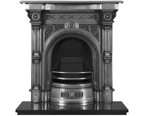 tweed cast iron combination fireplaces carron