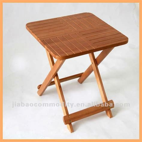 folding coffee table with rubber wood buy wooden coffee