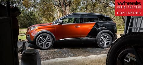 peugeot car of the year peugeot 3008 2018 car of the year review