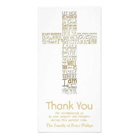 Religious Thank You Cards