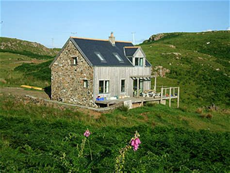 Cottage Mull by Cottage On The Isle Of Mull
