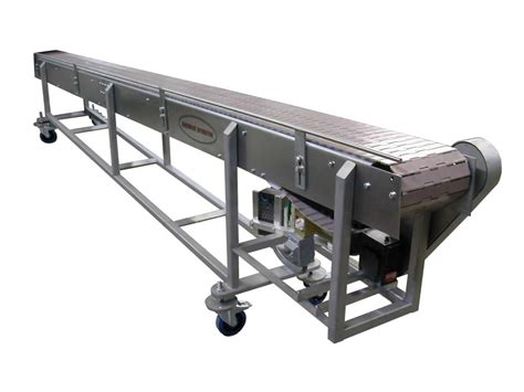 Table Top Chain Conveyors Table Top Product Conveying