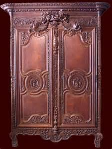 armoire normande de mariage bayeux