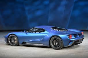 Price Of 2016 Ford Gt 2016 Ford Gt Supercar Price Gt 350 Gt 40 Photos