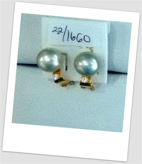 Jual Anting Mutiara anting mutiara emas 0034 harga mutiara lombok perhiasan