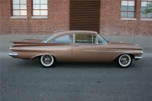 1959 chevrolet biscayne 2 door sedan barrett jackson