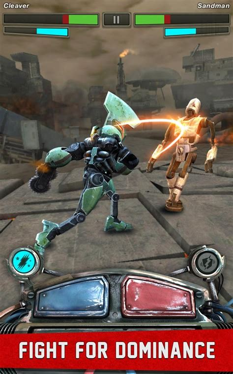 download mod game ultimate robot fighting iron kill robot games gudang game android apptoko