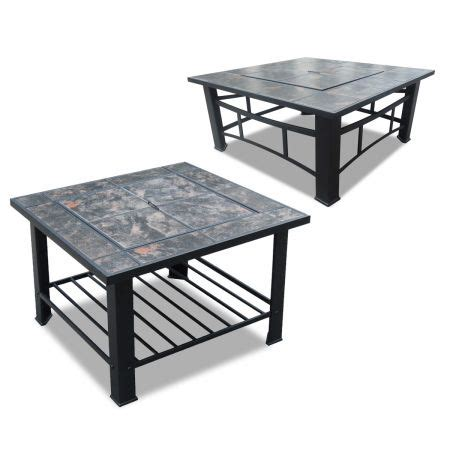 Pit Grill Table by Multi Function Outdoor Pit Bbq Table Grill