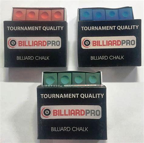 Billiards Cue Chalk billiard pro cue chalk 12 cubes green blue pool