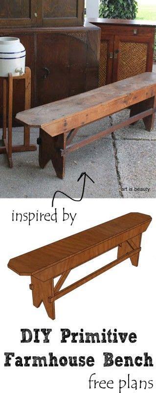 country bench plans 787 best primitive decorating ideas images on pinterest
