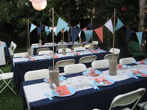 80th Table Decorations by 80th Birthday Ideas In July