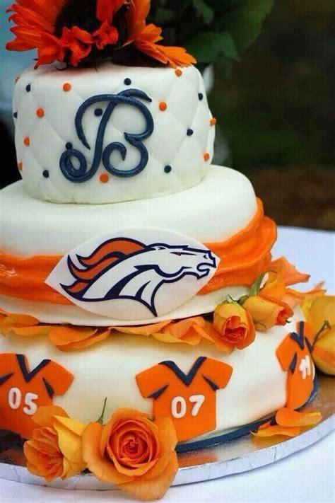 17 Best images about Denver Broncos Wedding Ideas on