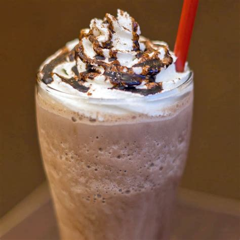 Ephemere® Chocolate Frappe   Blended Frappe & Cold Drink Menu   Dilettante Chocolates