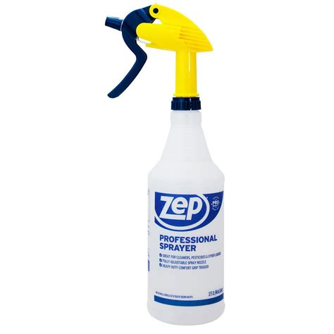 zep  oz professional bottle sprayer hdpro  home