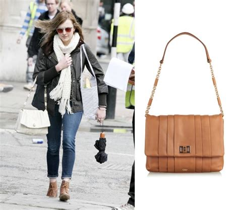 Get Look Bid On Johannsons Anya Hindmarch Bag by Fearne Cotton In Anya Hindmarch Gracie Bag