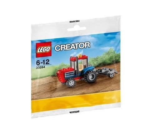 jual beli lego creator 30284 tractor polybag baru