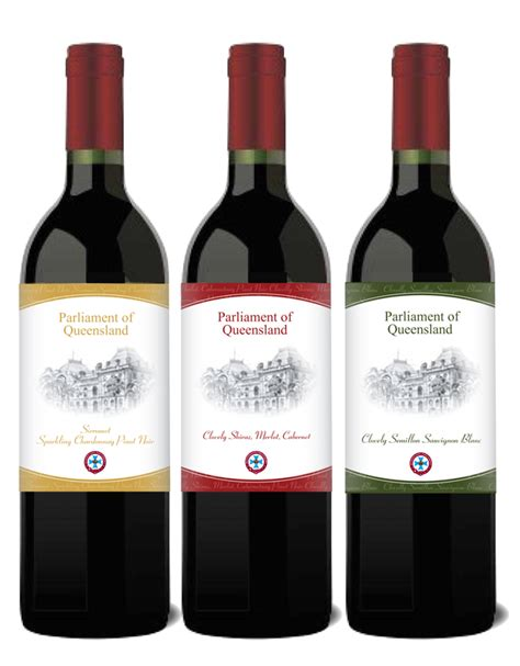 wine labels parliament of queensland kalimna s blog