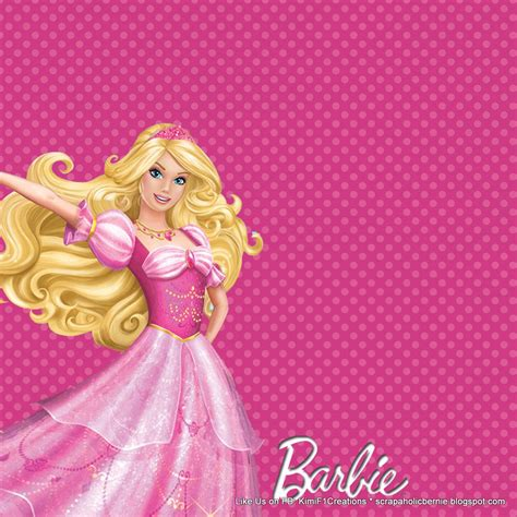 barbie birthday invitation card free printable printable