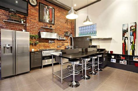 warehouse kitchen design how to design an industrial kitchen in your home