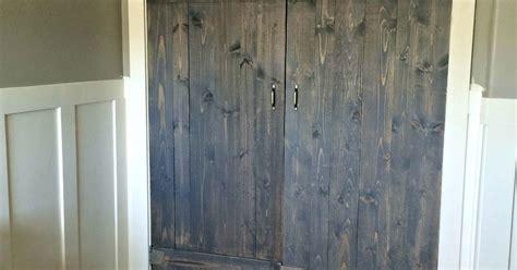 rustic bedroom doors barn wood closet doors hometalk