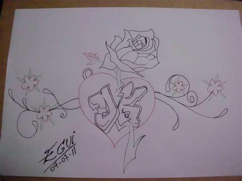 imagenes de amor para dibujar grafiti graffiti a lapiz de amor rosas para dibujar graffiti a