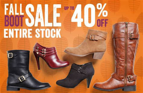 Payless Fall Sale payless shoesource fall boot sale up to 40